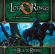 Lord of the Rings : The Card Game - A Saga Expansion - The Black Riders